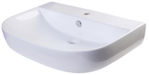 Alfi D-Bowl Wall Mounted Bath Sink