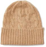 Polo Ralph Lauren Cable-Knit Cashmere Hat