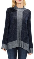 Women's Two By Vince Camuto Ribbed Contrast Sweater