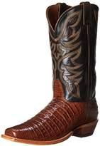 Nocona Boots Men's Caiman L Toe Western Boot,