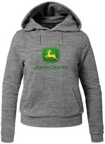 John Deere For Ladies Womens Hoodies Sweatshirts Pullover Tops