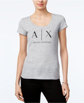 Armani Exchange Logo Graphic T-Shirt