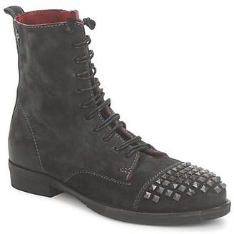 Apepazza SIRIA women's Mid Boots in Grey