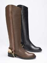 Victoria's Secret Collection Studded Riding Boot