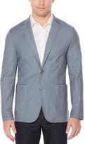 Perry Ellis Slim Fit Denim Sport Jacket
