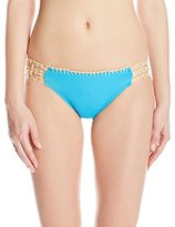 Bikini Lab Women's This Is The Remix Wide Hipster Bottom