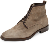 Antonio Maurizi Men's Lace-Up Chukka Boot