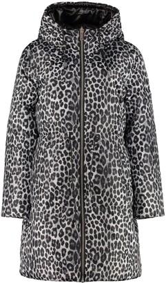 MICHAEL Michael Kors Reversible Hooded Down Jacket