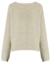Nili Lotan Annelie ribbed-knit cashmere sweater