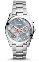 Fossil Perfect Boyfriend Multifunction Stainless Steel Watch