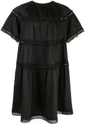 Cynthia Rowley Postcard embroidered dress
