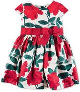 Carter's Floral-Print Dress, Baby Girls (0-24 months)
