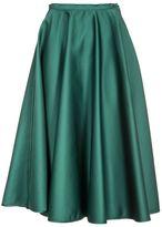 N°21 N 21 Flared Skirt Green