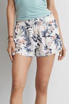 American Eagle Outfitters AE Floral Runner Short