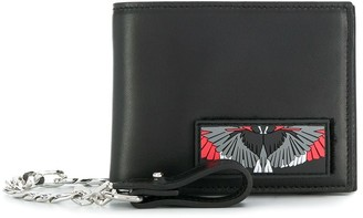 Marcelo Burlon County of Milan chained wallet