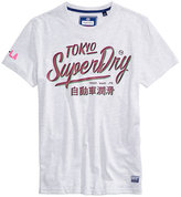 Superdry Men's Ticket Type Graphic-Print T-Shirt