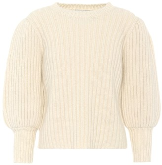 Co Alpaca-blend sweater