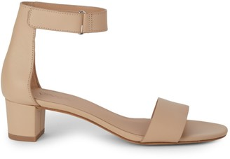 Vince Rita Leather City Sandals