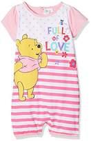 Winnie The Pooh Baby Girls' Sweet Romper,(Manufacturer Size: 3 Months)