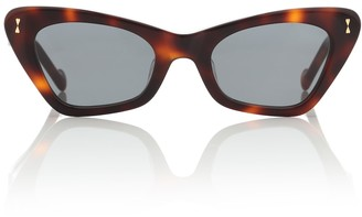 Zimmermann Tallow cat-eye sunglasses