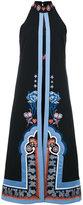 Temperley London Parchment collar dress