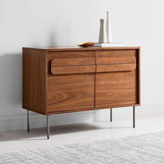 west elm Gemini Buffet - Walnut