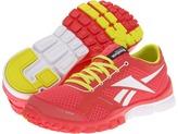 Reebok TrainFlex DC (Coral Contrast/Solar Green/White) - Footwear