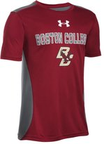 Under Armour Boys' Boston College UA TechTM CB T-Shirt