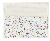 Maison Margiela Pollock Effect Leather Cardholder