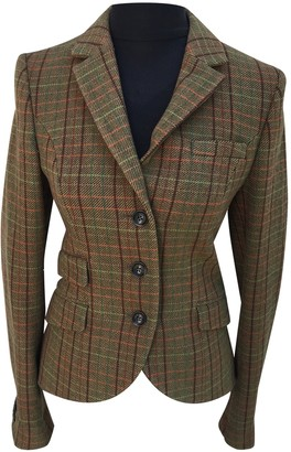 Jack Wills Beige Tweed Jacket for Women