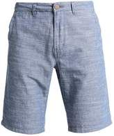 Tom Tailor SLIM BERMUDA Shorts dark denim blue