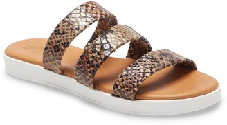 Seychelles Walking on Air Strappy Slide Sandal