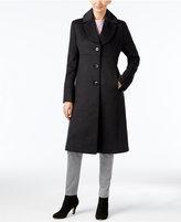 Jones New York Wool-Blend Walker Coat