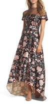 Sachin + Babi Women's Regina High/low Gown
