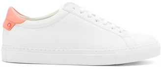 Givenchy Urban Street Leather Trainers - Pink White