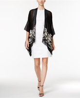 INC International Concepts Embroidered Kimono, Only at Macy's