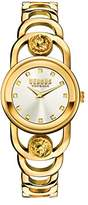 Versus By Versace Women's 'CARNABY STREET' Quartz Stainless Steel and Gold Plated Casual Watch(Model: SCG100016)