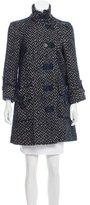 Diane von Furstenberg Wool Trente Coat