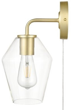 Plug In Wall Sconce Shop The World S Largest Collection Of Fashion Shopstyle