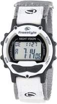 Freestyle Men's Predator FS84888 Grey Nylon Quartz Watch