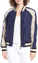 BP Two-Tone Bomber Jacket