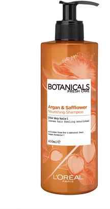 L'Oreal Botanicals Argan & Safflower Dry Hair Vegan Shampoo