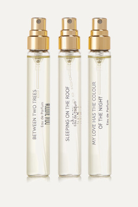 FLORAIKU My Love Has The Color Of The Night Trio Set, 3 X 10ml - one size