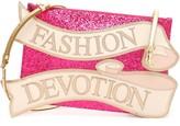Dolce & Gabbana Fashion Devotion Clutch With Strap