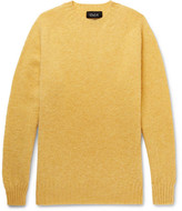 Howlin' - Birth Of The Cool Wool Sweater - Yellow