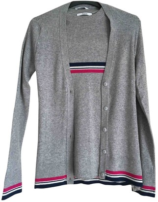 Barrie Grey Cashmere Knitwear for Women