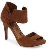 Pedro Garcia Women's 'Swan' Ankle Cuff Sandal