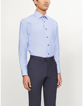 Eton Lightweight contemporary-fit cotton shirt