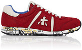 Premiata Men's Lucy Sneakers-RED