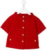 Herno Kids shortsleeved padded jacket